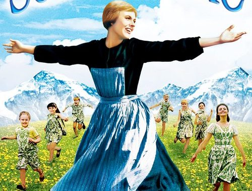 """Poster for the movie """"The Sound of Music"""""""